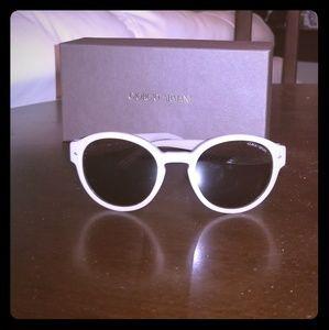 Emporio Armani womens cat eye brand new sunglasses